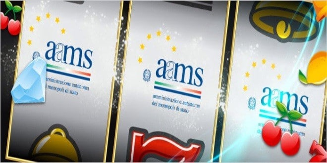 casino online aams con slot machine
